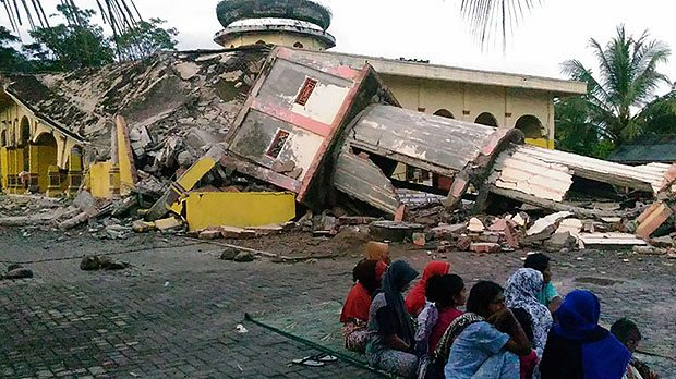 PM Narendra Modi Decided to Help Indonesia Earthquake Victims