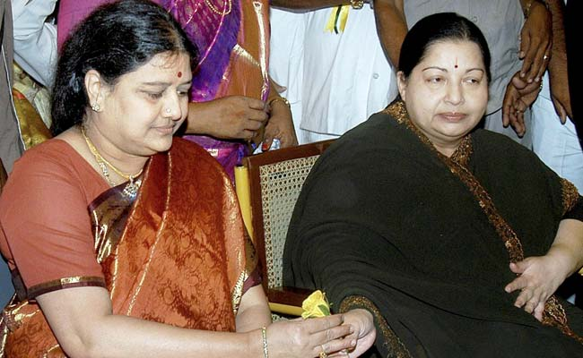 Sasikala Natarajan Will be AIADMK Party Chief