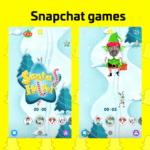 "Snapchat is now featured with ""Filter Games"""