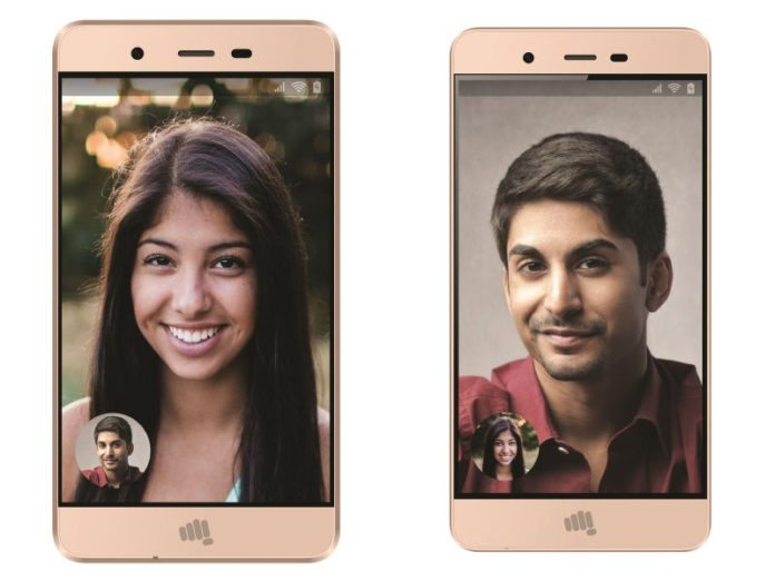 Micromax Unveiled Vdeo 1 and Vdeo 2 Budget Smartphones