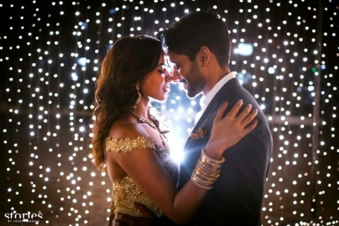 Naga Chaitanya and Samantha Engaged