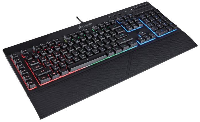 Corsair K55 RGB keyboard