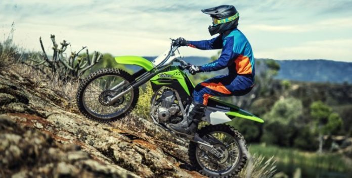 Kawasaki KLX140G Dirt Bike