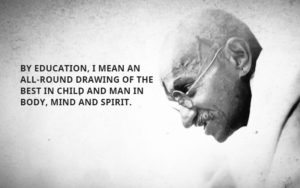 10 Famous Quotes of Mahatma Gandhi