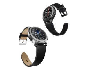 Samsung Gear S3 Classic, Frontier Smartwatch Launches in India