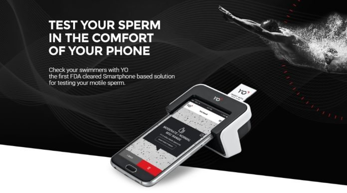 news now you can test sperm on an app for your smartphone