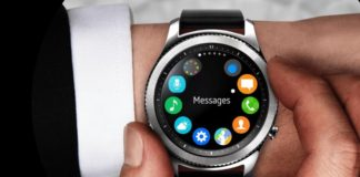 Receive Calls by Blowing Your Breath on the Smartwatch