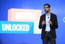 digital unlocked by sundar pichai
