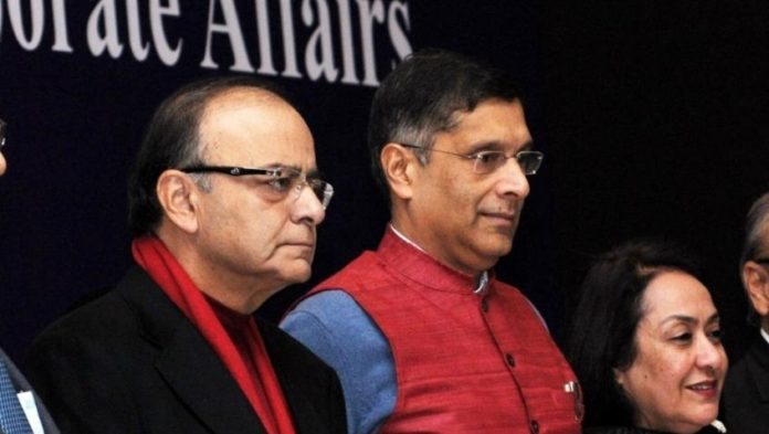 economic survey 2017 by jaitley and arvind