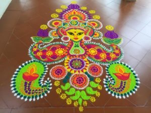 Pongal patterns