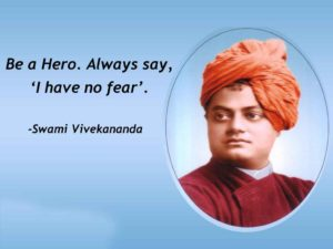 Inspiring Quotes of Swamy Vivekananda