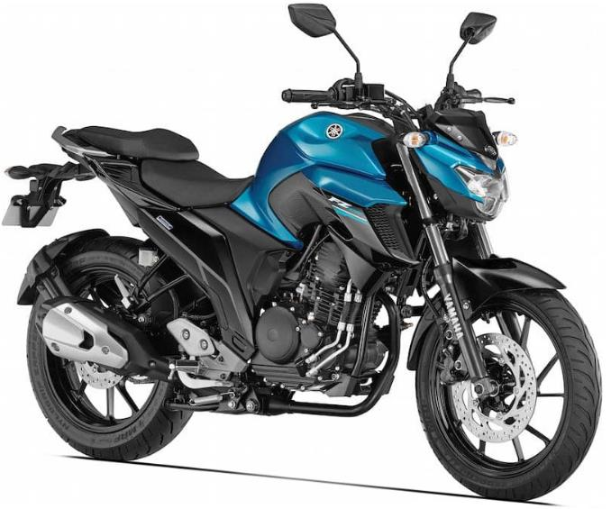 Yamaha FZ25 Launched in India