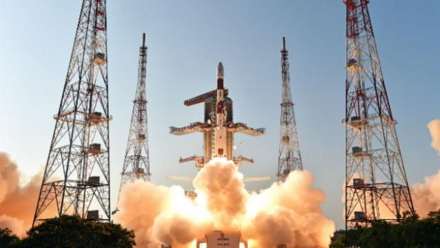 104 satellites isro record