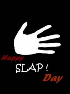 Slap Day Quotes