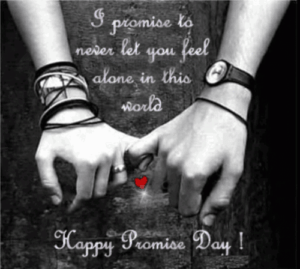 Promise Day Images with Quotes