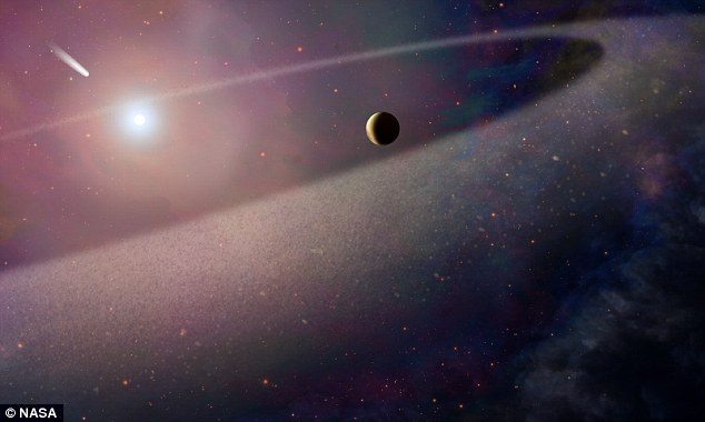 dwarf star discovered