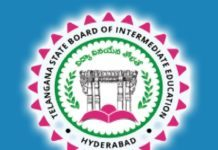 TS Inter 1st & 2nd Year Hall Tickets 2017