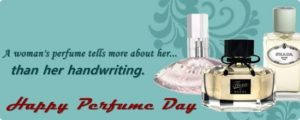 Perfume Day SMS