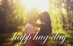 Happy Hug Day Greetings