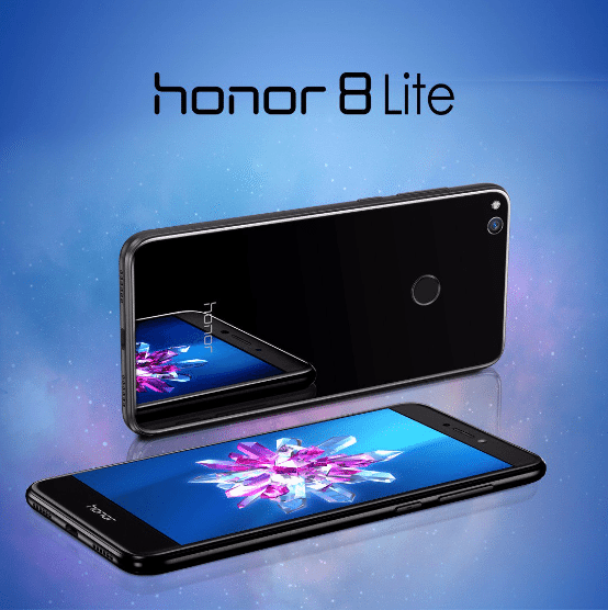 Honor 8 Lite smartphone