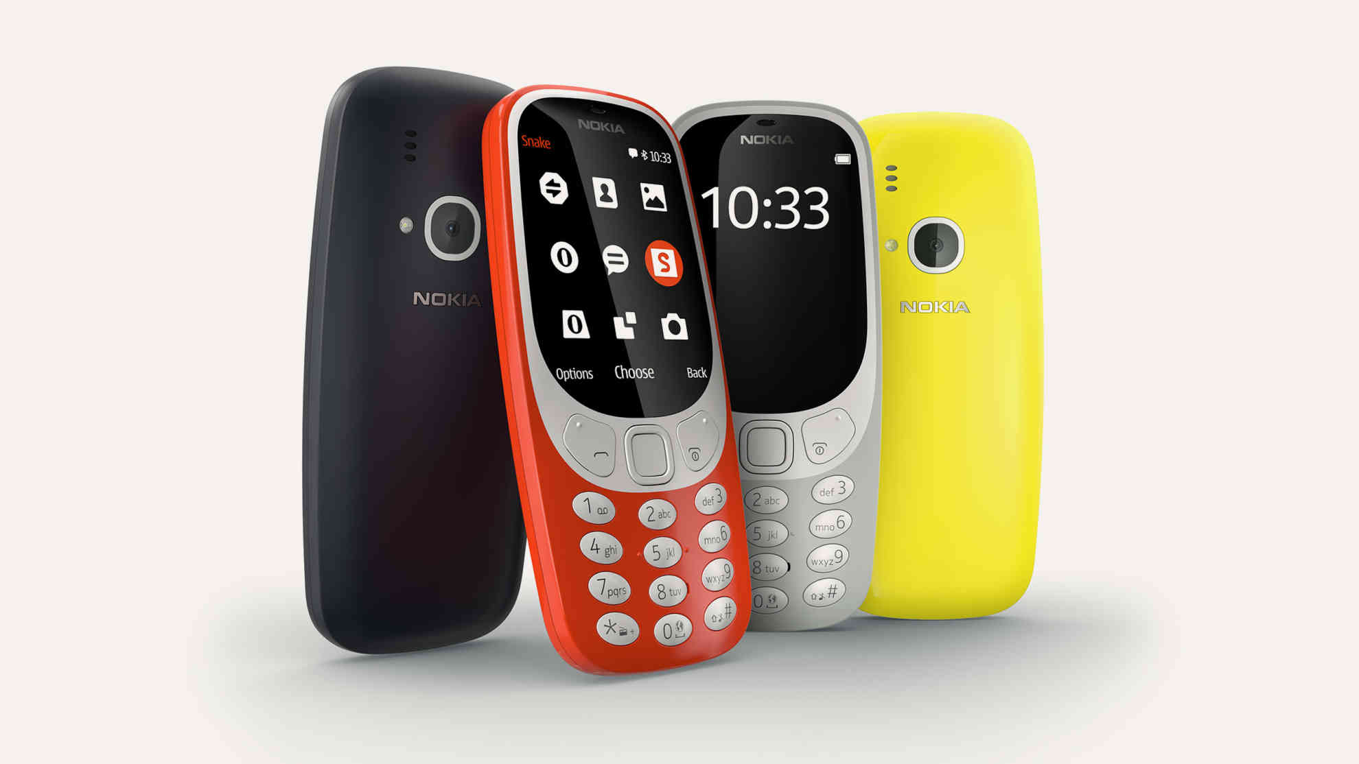 Five of the best retro phones as Nokia 3310 returns
