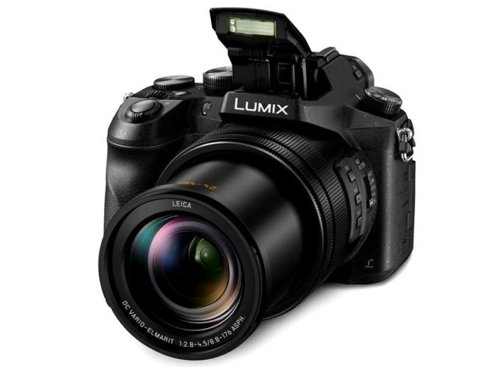 Panasonic Lumix FZ2500 Hybrid Camera