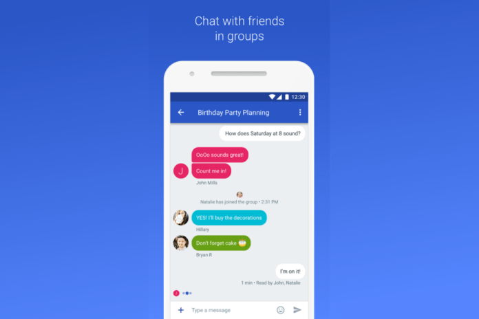 RCS Android Messages