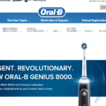Oral-B electric brushes pic