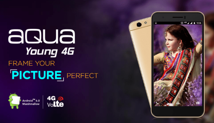intex aqua young 4g cover pic