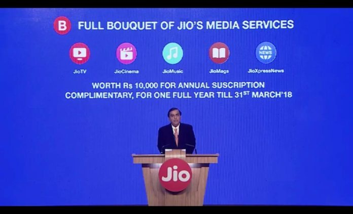 Jio Prime Subscription Plan