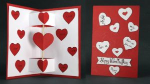 DIY Valentine Card