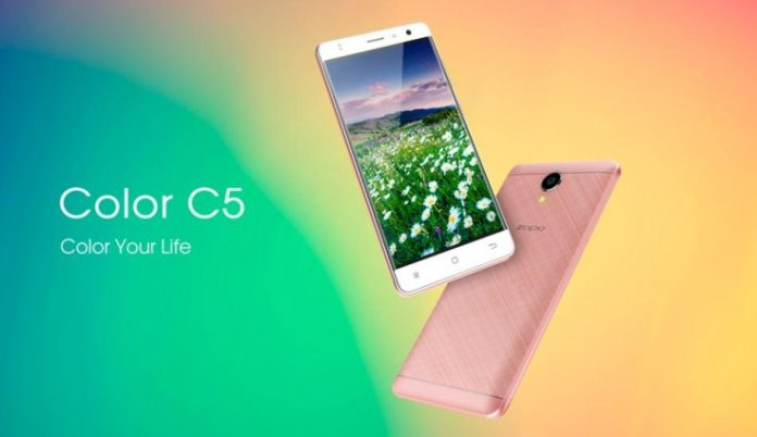 zopo color c5 smartphone