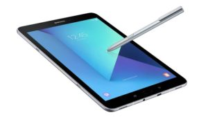 samsung galaxy tab s3 with s pen