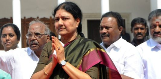 sasikala natarajan unknown facts