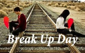 Break up day