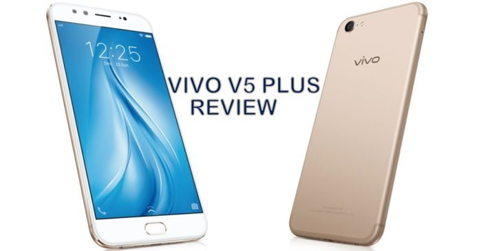 Vivo V5 Plus Review feature