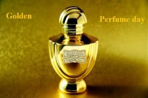 Perfume Day Greetings