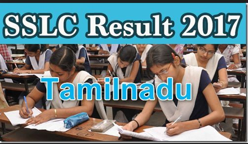 Tamil Nadu 10th Class Exam Results 2017 Released