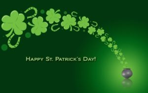 Saint Patrick's Day Wishes