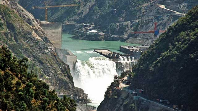 Indus water treaty river image