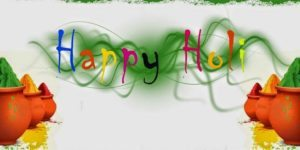 Happy Holi Facebook Images