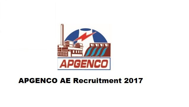 APGENCO AE Recruitment 2017