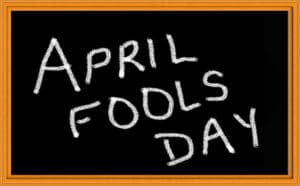 Happy April fool's day messages
