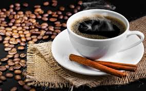 Black Coffee with Henna Powder