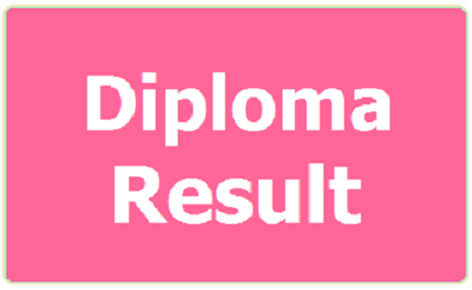 WBSCTE Diploma Results 2016