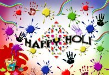 Holi Facebook Cover Photos