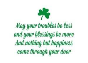 Happy St. Patrick's Day Wishes