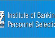 IBPS CWE VI Clerk Mains Results 2017
