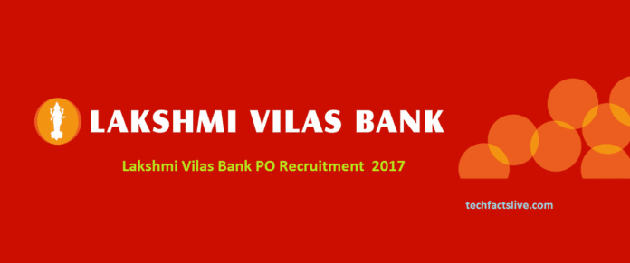 Lakshmi Vilas PO Notification