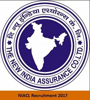 NIACL Recruitment 2017
